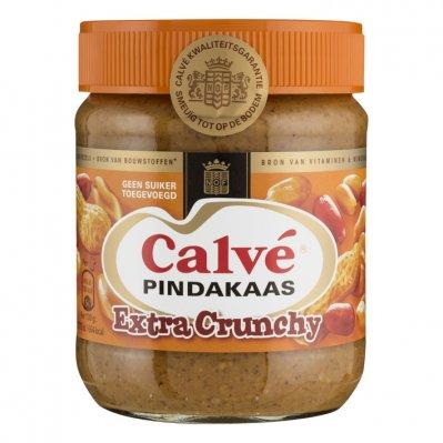 Calvé Pindakaas extra crunchy