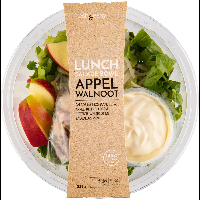 Fresh & easy Bowl appel walnoot