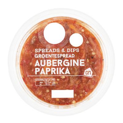 Huismerk Groentespread aubergine paprika