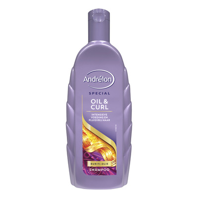 Andrélon Shampoo oil & curl