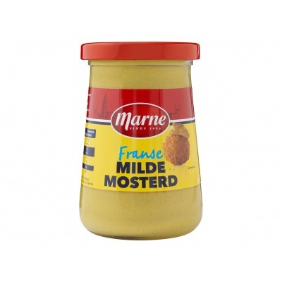 Marne Franse milde mosterd