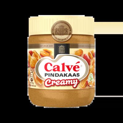 Calvé Pindakaas Creamy