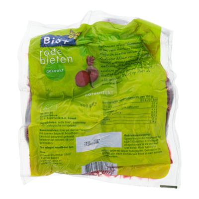 Bio+ Gekookte rode bieten biologisch