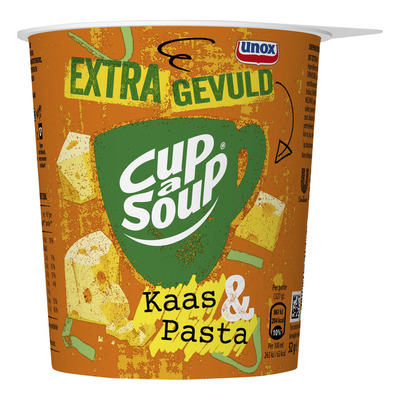 Unox Cup-a-soup kaas extra gevuld