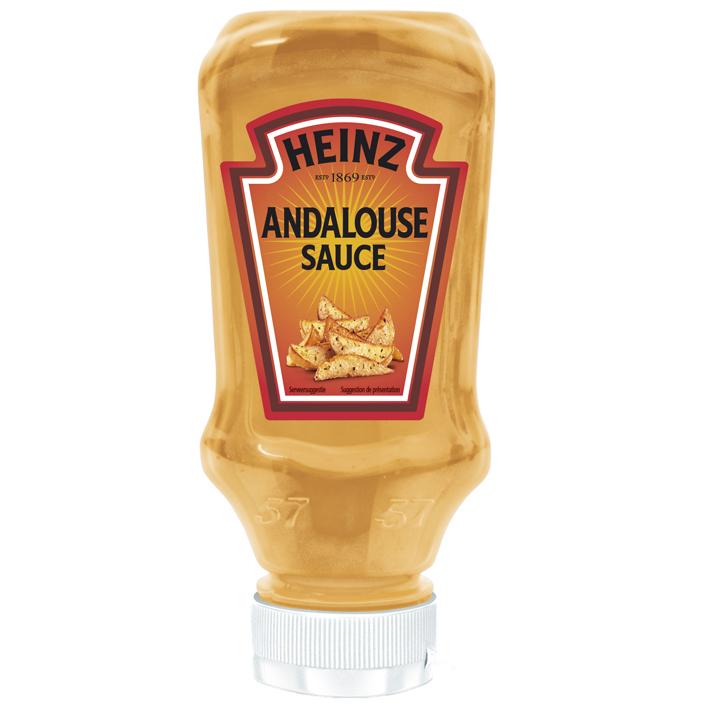 Heinz Andalouse saus