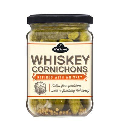 Kuhne Whiskey Cornichons