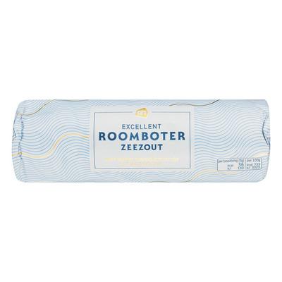 Huismerk Roomboter zeezout