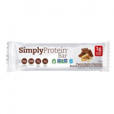 Simply protein peanut butter chocolate