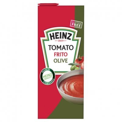 Heinz Frito olijf