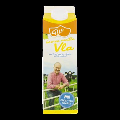 GIJS Boeren vanillevla