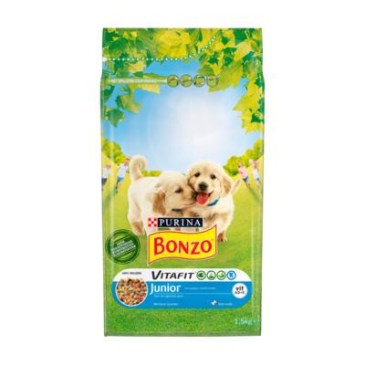 Bonzo Vitafit Junior met Kip en Groenten