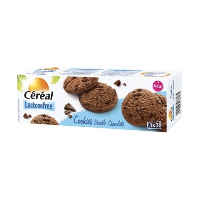 Céréal Cookies double chocolate