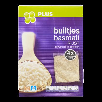 Huismerk Basmati builtjes