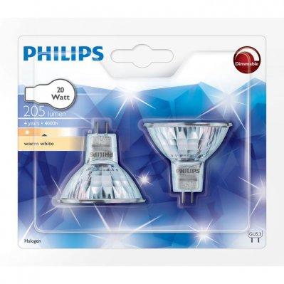 Philips Halogeen reflector 20W/ 12v