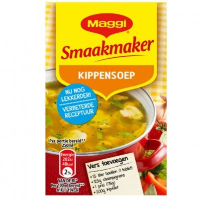 Maggi Smaakmaker kippensoep kruidenmix
