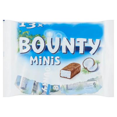 Bounty Minis 13 Stuks 403 g