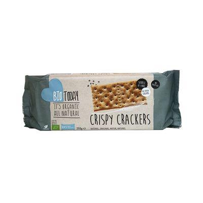 Bio today Crispy crackers naturel
