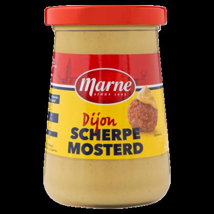 Marne Dijon mosterd scherp