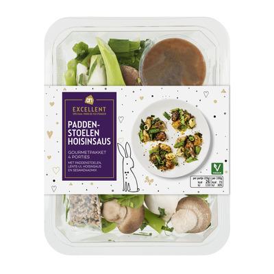 Huismerk Gourmetpakket paddenstoelen hoisinsaus