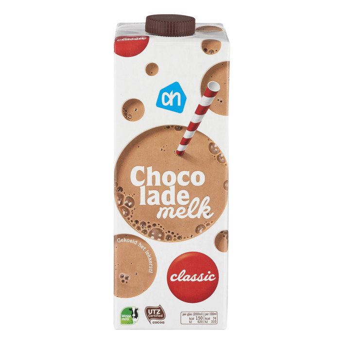 AH Chocolade drink romig