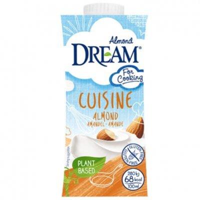 Dream Almond cuisine
