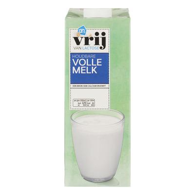 Huismerk Lactosevrije volle melk