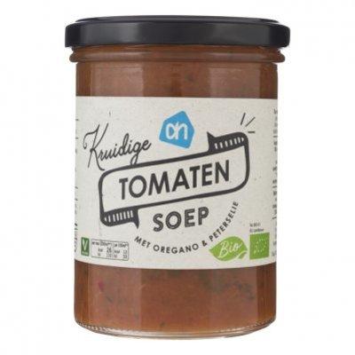 AH Biologisch Kruidige tomatensoep