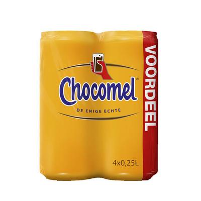 Chocomel Vol 4-pak
