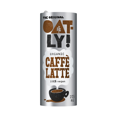 Oatly Coffee drink caffe latte