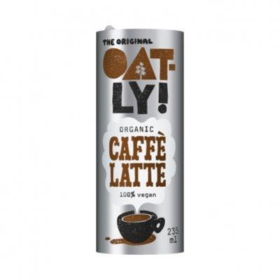 Oatly Coffee drink caffe latte