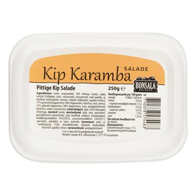 Bonsala Kip karamba salade