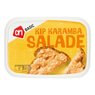 Budget Huismerk Kip karamba salade