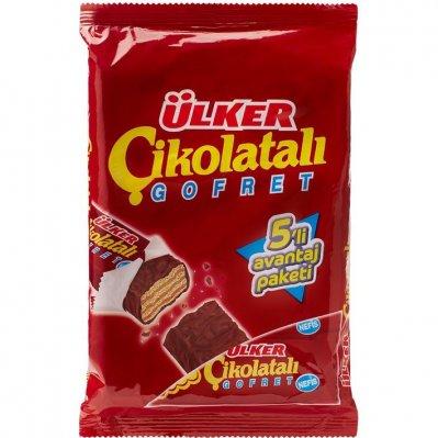 Ülker Cikolatali gofret