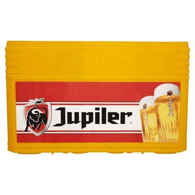 Jupiler blond bier krat 24 x 25 cl