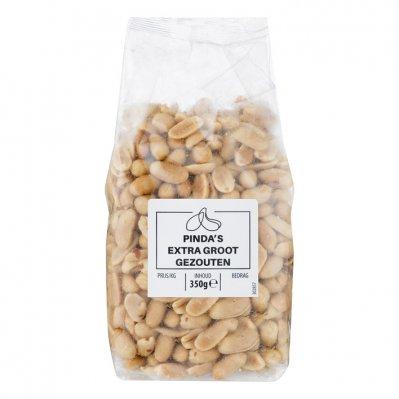 Brouwer Pinda's gebakken gezouten