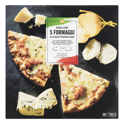 Huismerk Pizza formaggi