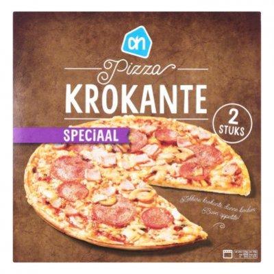 Huismerk Krokante pizza speciaal