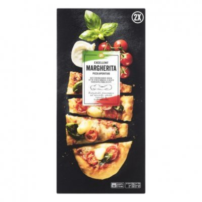 Huismerk Borrelpizza Margherita