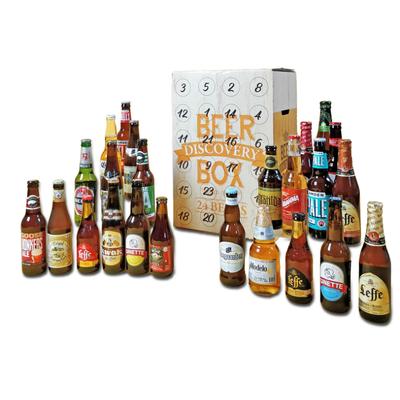 Bier discovery box
