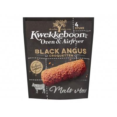 Kwekkeboom Black angus croquetten