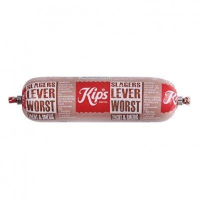 Kips Slagers leverworst