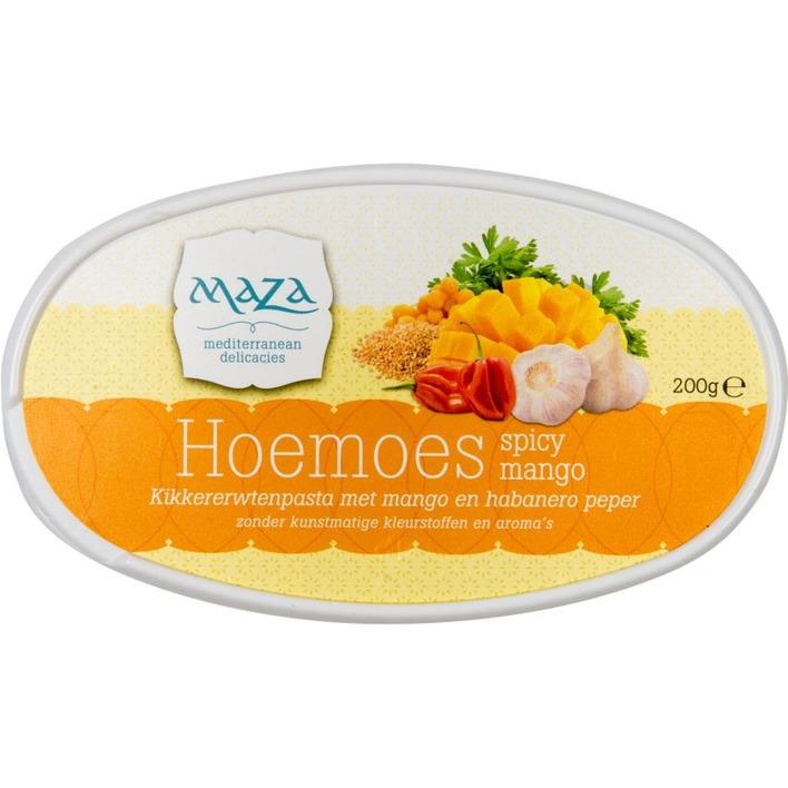Maza Hoemoes spicy mango