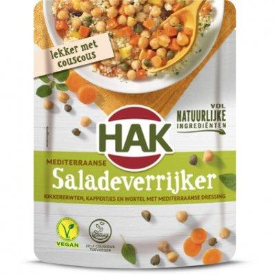 Hak Mediterraanse saladeverrijker
