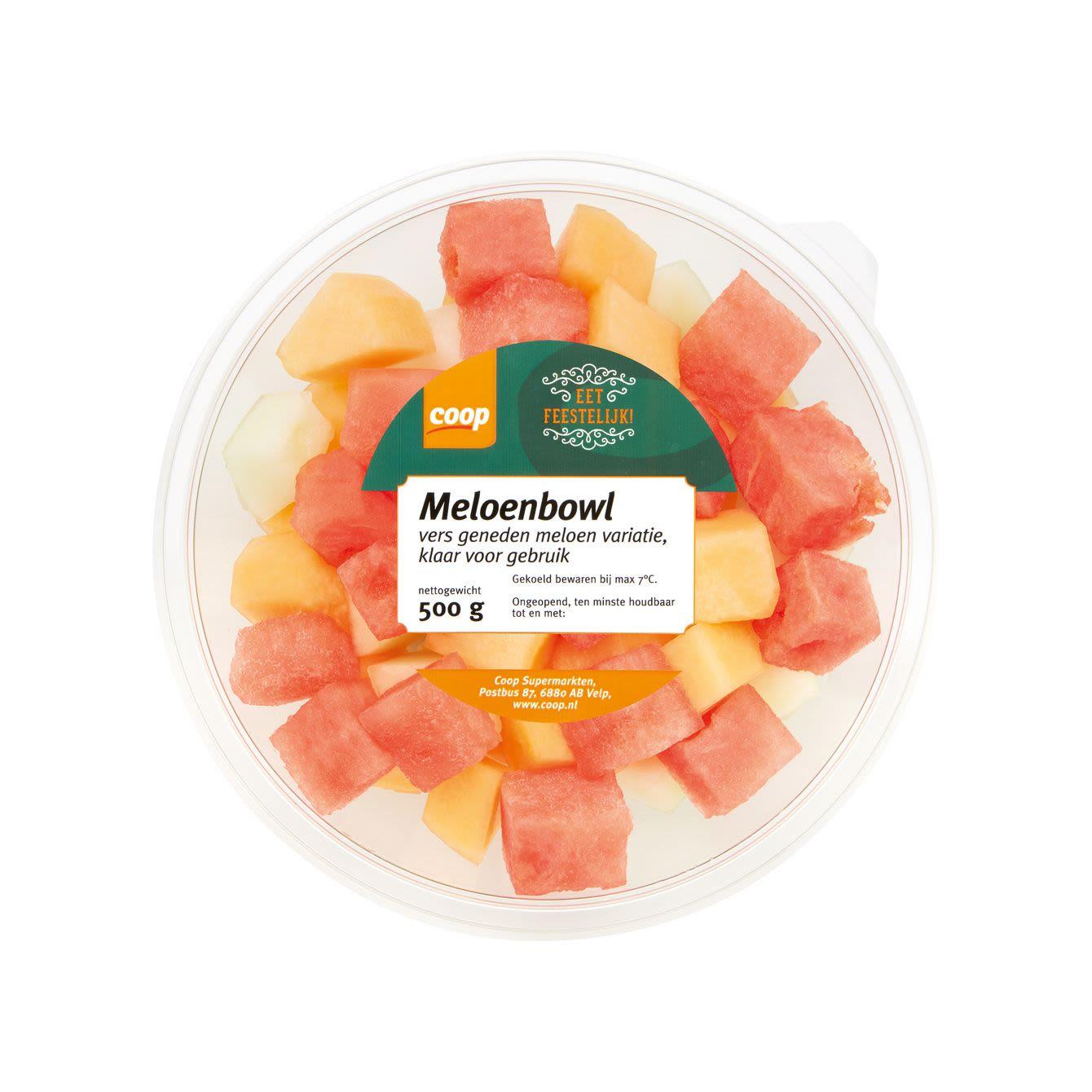Meloenbowl