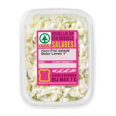 Huismerk salade ham prei