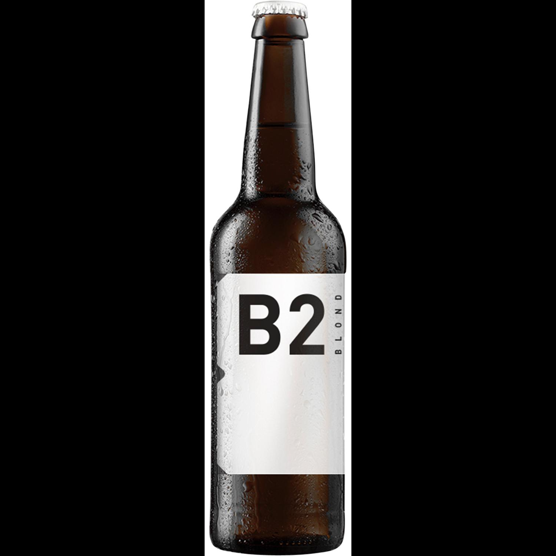 Berging brouwerij B2 blond