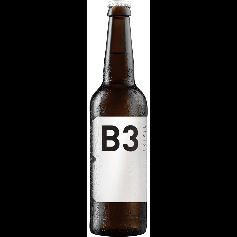 Berging brouwerij B3 tripel
