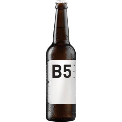 Berging brouwerij B5 ipa