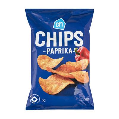 Huismerk Chips paprika