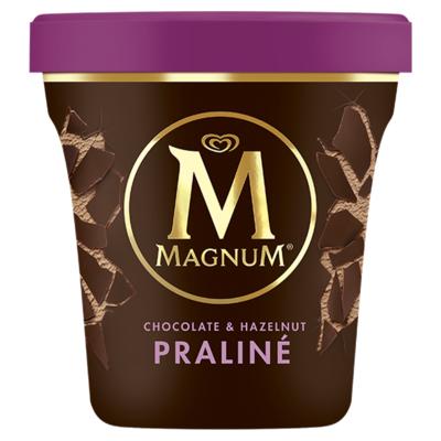 Magnum Pint IJs Hazelnut Praliné 440 ml